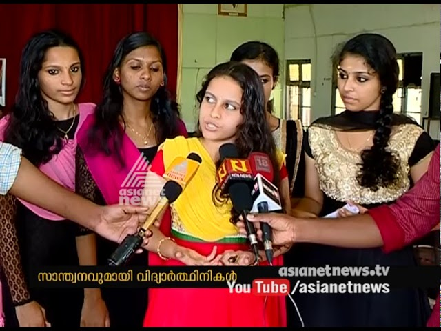 Kasaragod  Government College students donate hair to help cancer patients get wigs