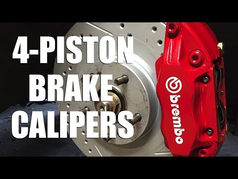 how-to-install-4-piston-brake-calipers