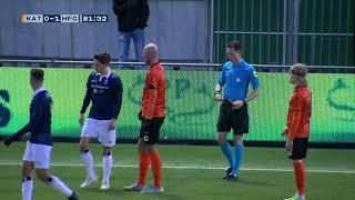 Katwijk - Kon. HFC (0-1) | VVKatwijkTV