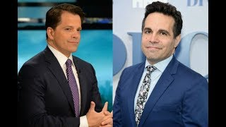 Mario Cantone Nails Scaramucci on Comedy Central's 'The President Show'