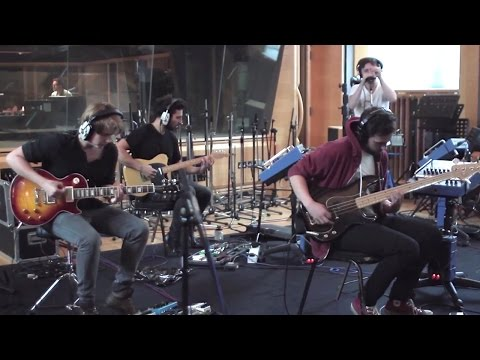 Nothing But Thieves :: In The Studio (Album Finish)