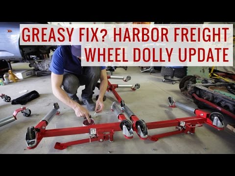 Why Harbor Freight Wheel Dollies Don T Work Product