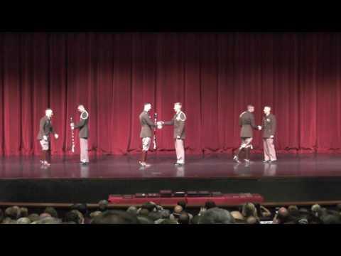 2017 Fightin' Texas Aggie Band Awards Ceremony