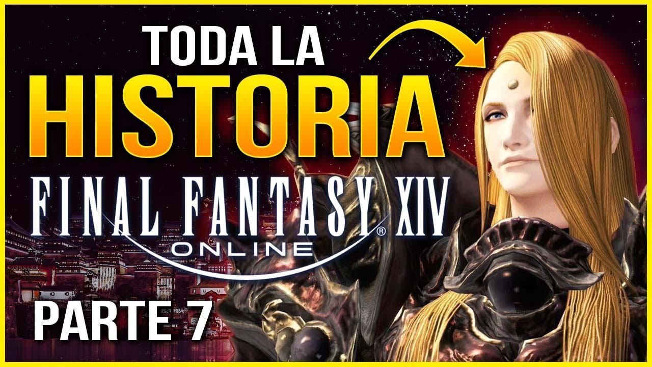Download 🏮HISTORIA COMPLETA FFXIV (Parte 7: Tormenta de Sangre) | Final Fantasy XIV en Español