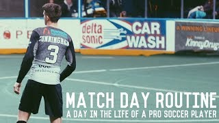 How To Play Your Best On Match Day | Match Day Confidence and Routine Advice