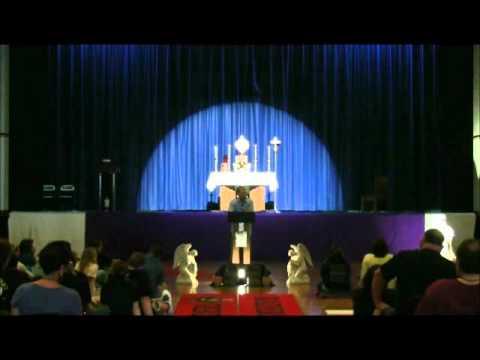 Tony's Talk on Discipleship