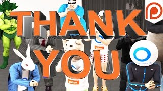 TomoNews Patreon patron thank you and shout out video for March 2017   TomoNews