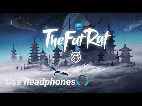 TheFatRat - Fly Away Ft. Anjulie (8D Audio)