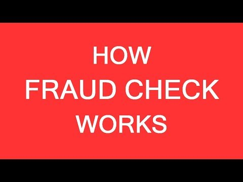 Canadian Immigration Fraud Check. A Few Comments