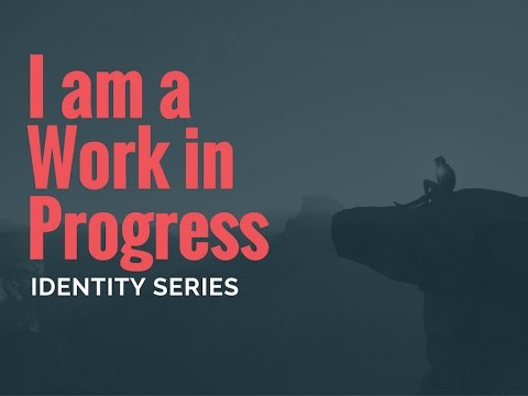 I am a Work in Progress - Identity Series, Pastor Priji @ Bangalore Revival Center