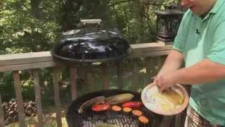 Cooking With Chef Jon Benedict | Lemon Pepper Trout With Grilled Vegetables