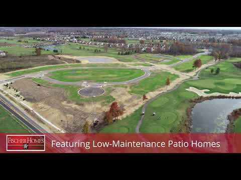 Villas at Cumberland | New Homes in Etna Township, OH