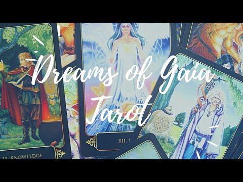 Обзор Dreams Of Gaia Tarot 2 ч.