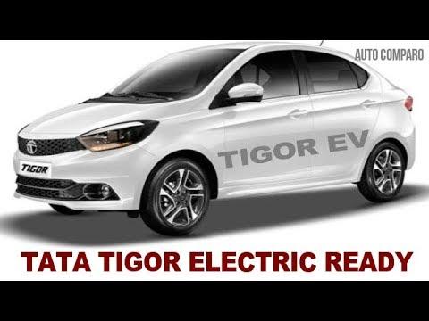 Tigor Electric Tata Motors To Supply 10 000 Tigor Electric Cars To