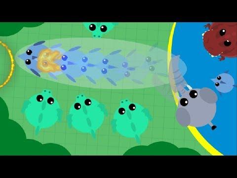 mope.io//swordfish Boost//funny moments//dive glitch?!//