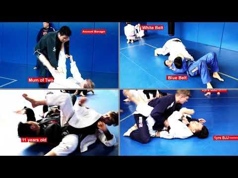 """Anyone Can Learn BJJ"" Nikki's Testimonial, Ground Control BJJ & MMA"