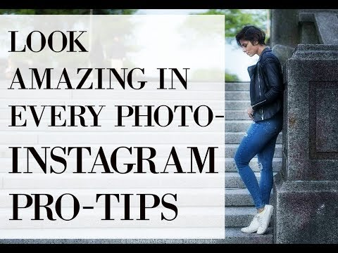 LOOK LIKE A FASHION BLOGGER ON INSTAGRAM POST- HOW TO POSE