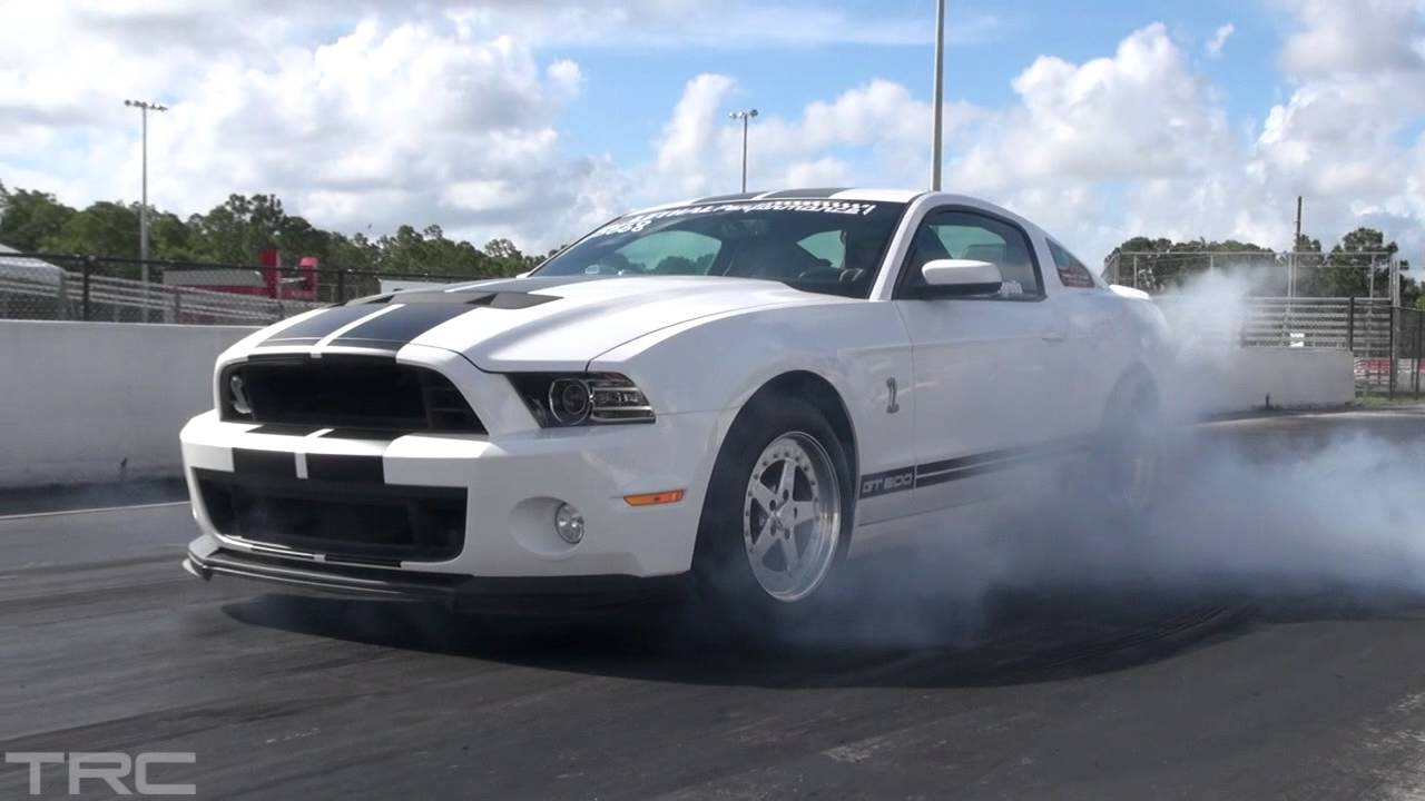 2013 Shelby Cobra GT500 goes 9's! - Lethal Performance- - YouTube