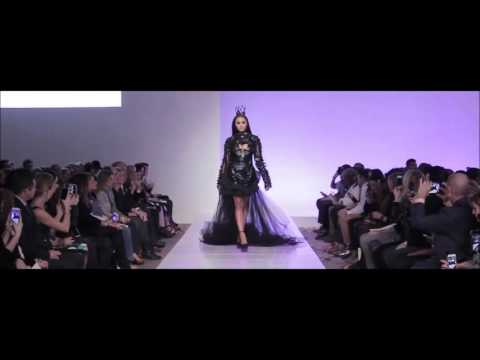 Dauphine of France Fashion Show at Couture Fashion Week NY
