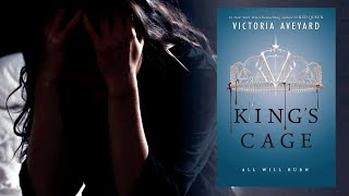 King's Cage Book  Trailer