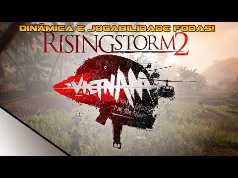 Rising Storm - O novo Battlefield Vietnam? (Jogo SENSACIONAL!)