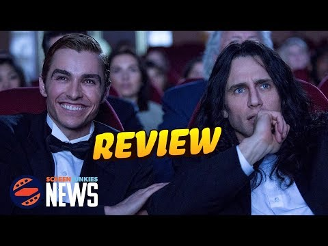 The Disaster Artist – Review!