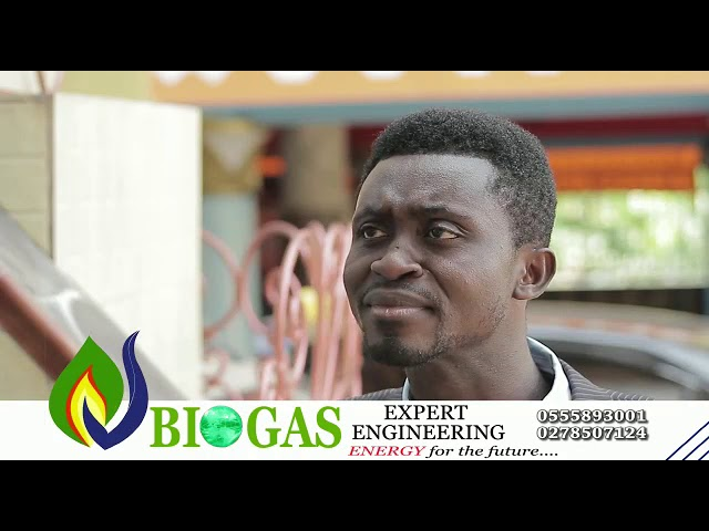 Biogas Expert Engineering Twi advert for Ghana offices
