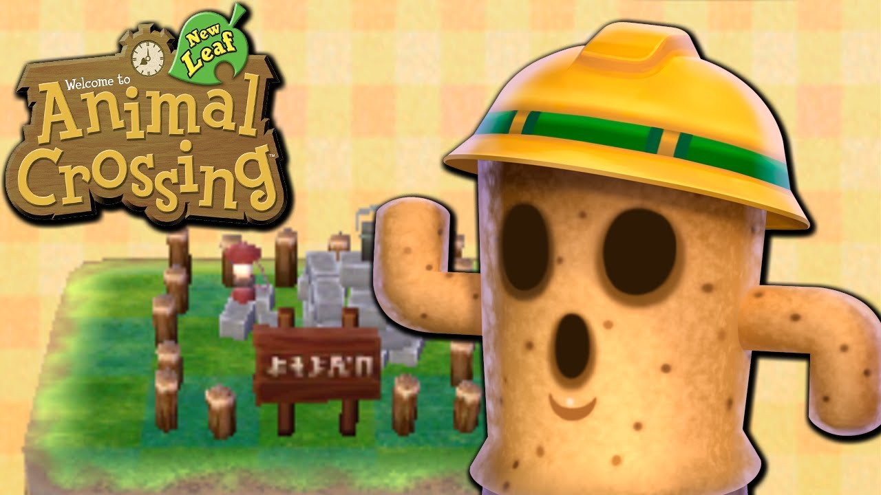 Animal Crossing: New Leaf - Camp Town Races (Nintendo 3DS ...