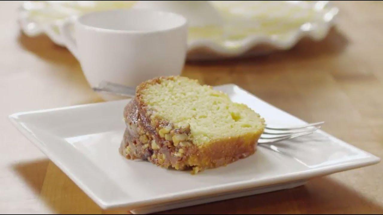 How to Make Golden Rum Cake | Dessert Recipes | Allrecipes.com