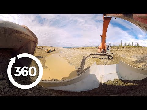 Gold Rush: Pay Dirt (360 Video)