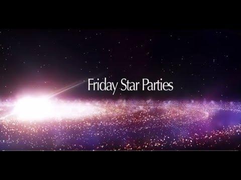 November 3, 2017. Star Party. Jana Ruth Ford