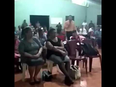 Evangelista Adiel lopez en Chinandega Nicaragua 2016