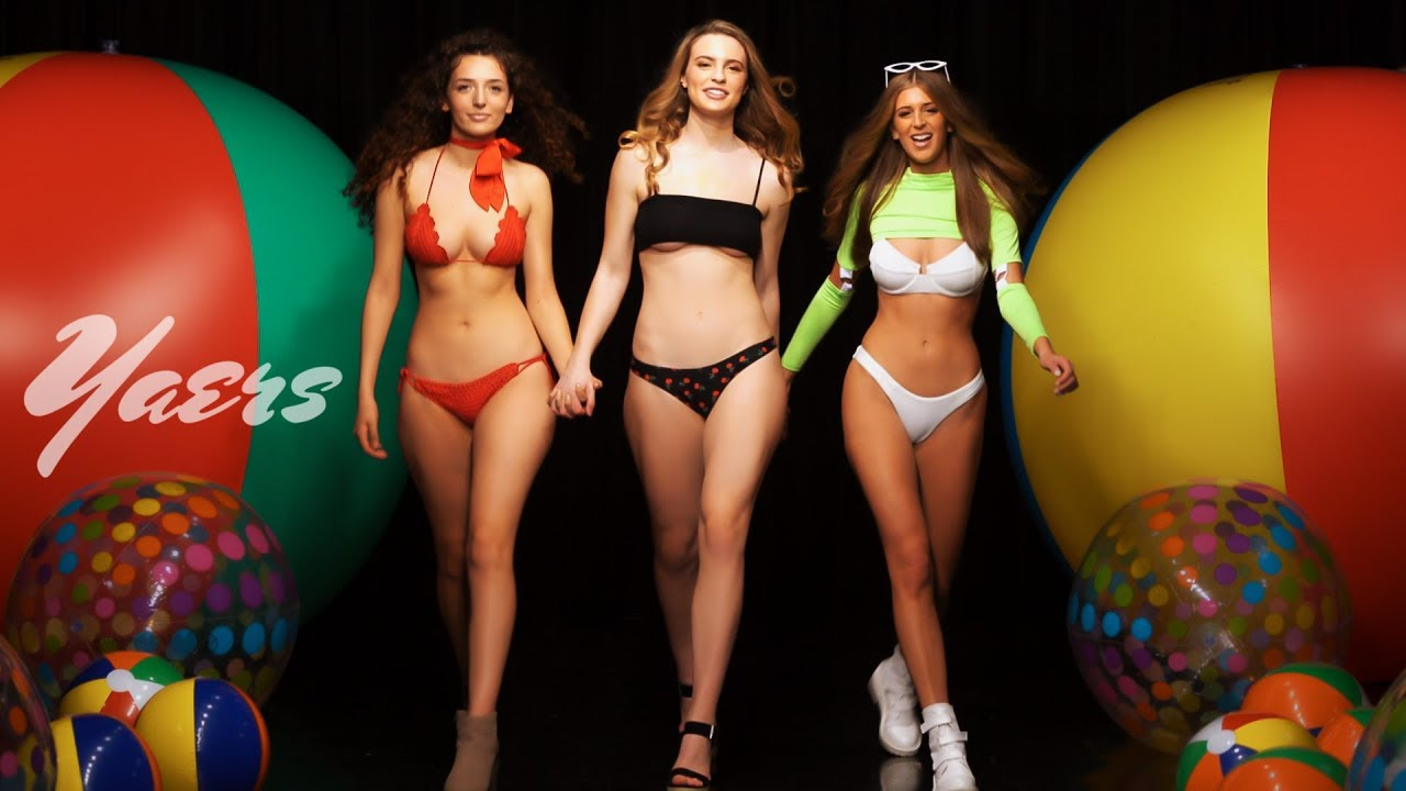 Bikini Fashion 2019 New Swimwear Yaers York Week Nyfw Show 8Nnwvm0