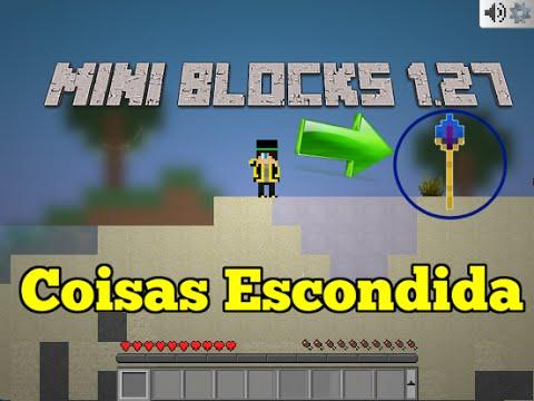 Coisas Escondida Do Mine Blocks