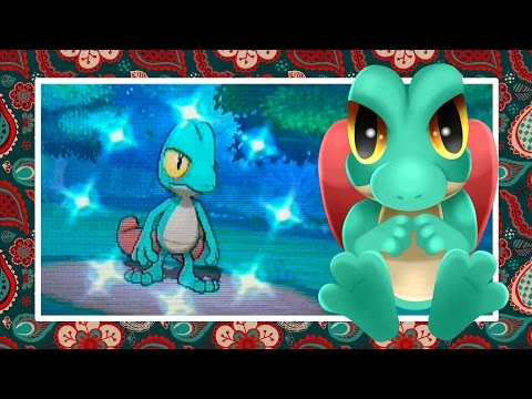 [LIVE] Shiny Treecko in Pokemon Alpha Sapphire After Only 57 SRs!