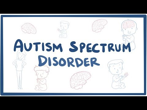 Autism - causes, symptoms, diagnosis, treatment, pathology