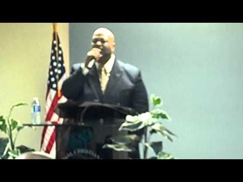 Pastor Patrick L. Evans killing It (closing)