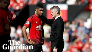 Ole Gunnar Solskjær: 'the big plus for Manchester United is the season is over'