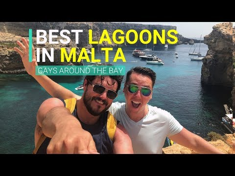 The Best Lagoons in Malta!
