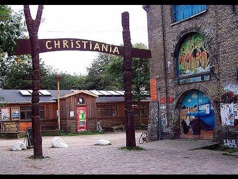 Turismo por el mundo: Christiania, el barrio libre de Copenhague