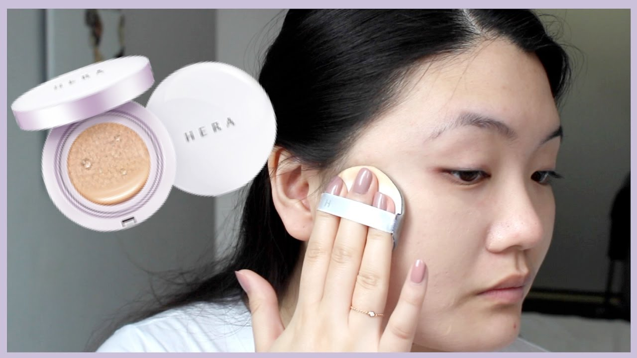 Hera Uv Mist Cushion Ultra Moisture 13 Cool Ivory