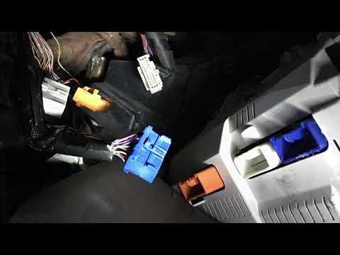1993 Lexus LS400 Dash Light Problem/Repair