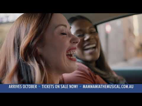 MAMMA MIA! The Musical Adelaide 30 Second TV Commercial