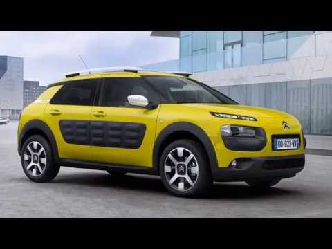 citroen c4 cactus 2017 youtube. Black Bedroom Furniture Sets. Home Design Ideas