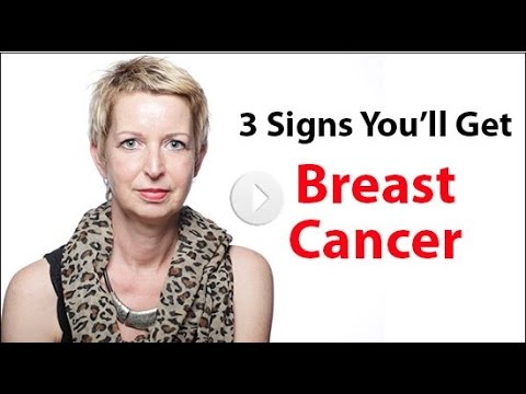 3 Signs You'll Get Breast Cancer - Dr. Russell Blaylock