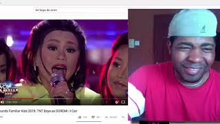 VOCAL COACH Reacts To TNT Boys as DOREMI | I CanTNT Boys as DOREMI | I Can
