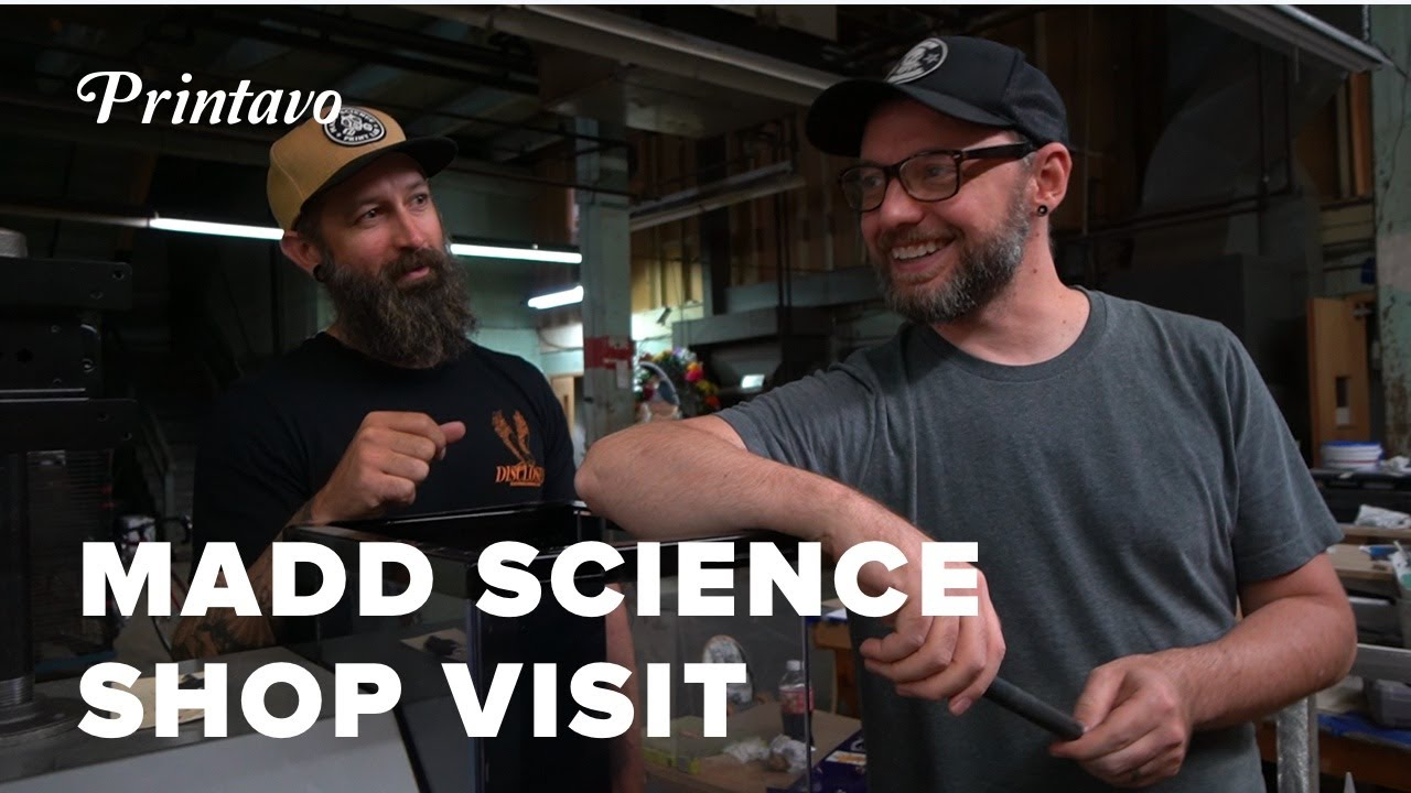 Shop Visit: Madd Science Print Lab in Chicago