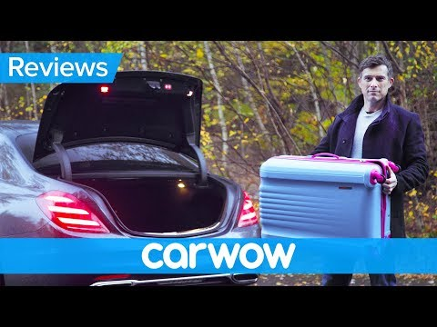 Mercedes S-Class practicality review | Mat Watson Reviews