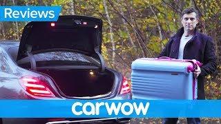Mercedes S-Class practicality review | Mat Watson Reviews