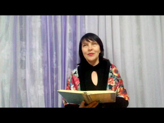 Изображение предпросмотра прочтения – ОльгаДубинина читает произведение «Евгений Онегин» А.С.Пушкина